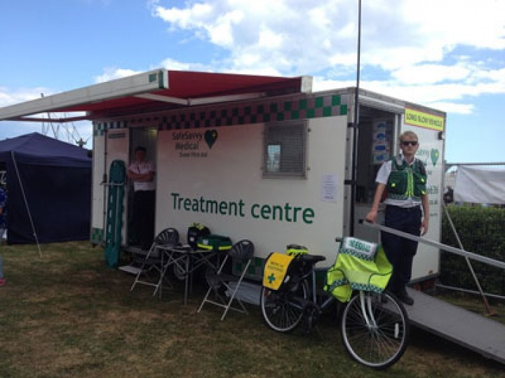 first-aid-centre-events